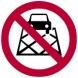 Prohibido bloquear intersección