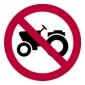 Prohibido el tránsito de vehículos agrícolas